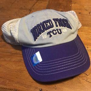 Texas Christian University Horned Frogs TCU Hat